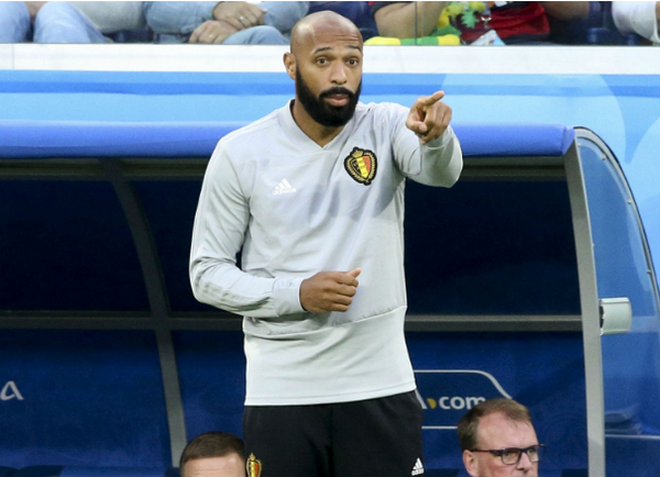 Gianh HCD World Cup 2018, Thierry Henry quyet bo nghe 'tay trai'   hinh anh 2