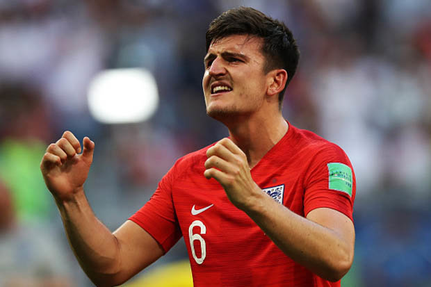 <b style='background-color:Yellow'>Man United</b> phải chi 80 triệu bảng để sở hữu Harry Maguire