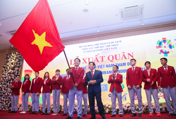 Olympic Viet Nam hinh anh 2