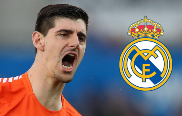 Thibaut Courtois gay suc ep voi Chelsea de gia nhap Real Madrid hinh anh