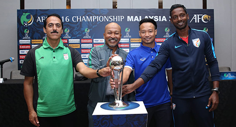 HLV U16 An Do danh gia cao U16 Viet Nam tai VCK U16 chau A 2018 hinh anh