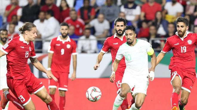 Saudi Arabia som gianh ve vao vong 18 tai Asian Cup 2019 hinh anh