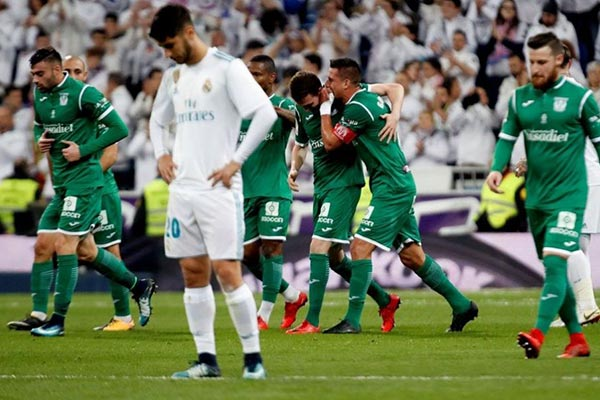 <b style='background-color:Yellow'>Real Madrid</b> - Leganes: Gỡ thể diện?
