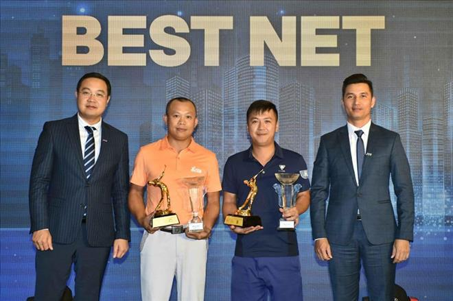 Golfer Do Anh Duc gianh chuc vo dich FLCHomes Tournament 2019 hinh anh 2