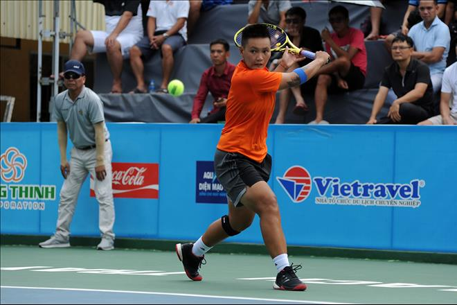 Tay vot trong Top 200 ATP du giai Vo dich Quoc gia – Cup Hung Thinh 2019 hinh anh 2
