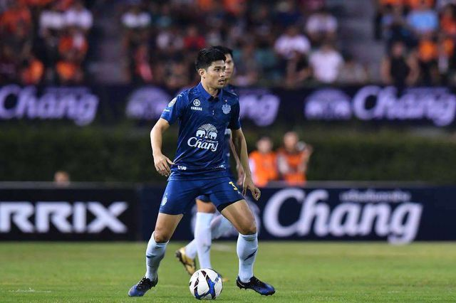 CLB Buriram United thanh ly luc luong de don Xuan Truong hinh anh