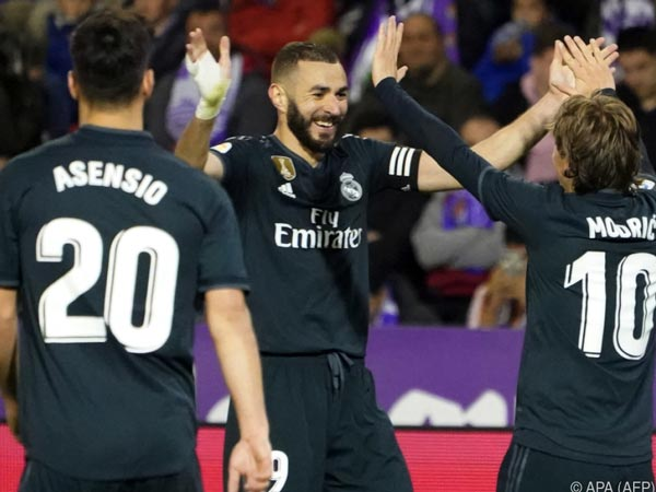 Valladolid 1-4 Real Madrid: Nhọc nhằn giải tỏa