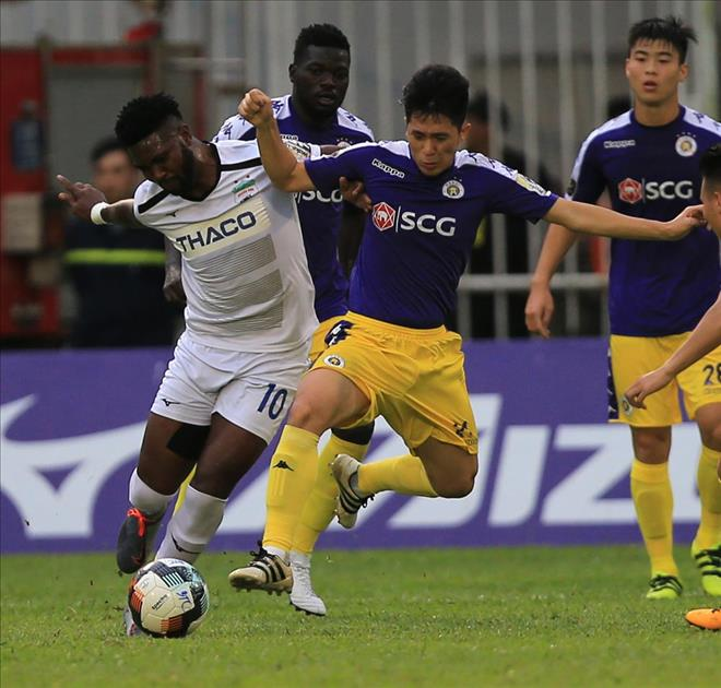 Ha Noi FC vs Sai Gon FC, 19h00 ngay 136 Chu nha gap kho hinh anh