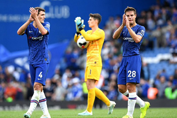 <b style='background-color:Yellow'>Chelsea</b> 1-1 Leicester: Bệnh cũ tái phát