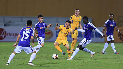 Ha Noi FC co co hoi lon vo dich V.League truoc 2 vong dau