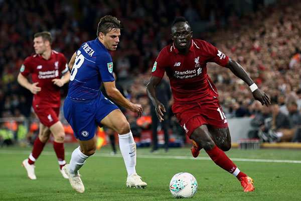 <b style='background-color:Yellow'>Chelsea</b> – Liverpool: Ẩn họa hàng thủ