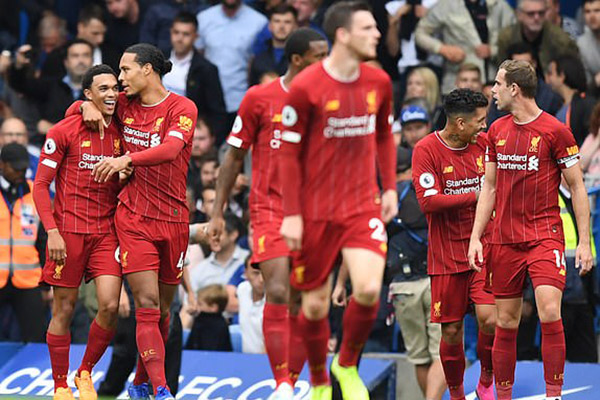 <b style='background-color:Yellow'>Chelsea</b> 1-2 Liverpool: Đáng tiếc cho The Blues