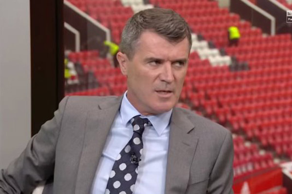 <b style='background-color:Yellow'>Roy Keane</b>: