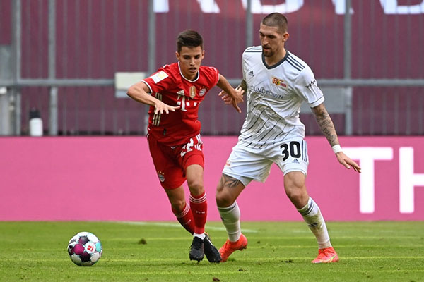 Bayern Munich 1-1 Union Berlin: Tiec cho 'than dong'